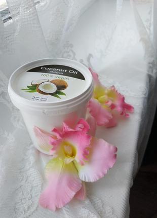 Кокосовое масло Малайзия 500 мл- нерафин, натурал, холодного о...