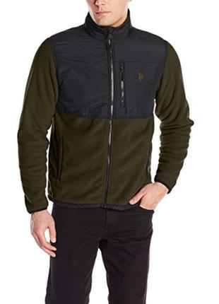 """Флисовая куртка """" U.S. Polo"""" (США)"""