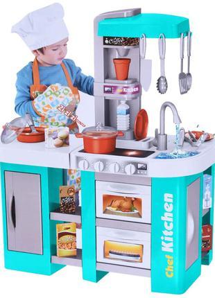 Детская игровая кухня Kitchen Chef 922 46 с холодильником и водой