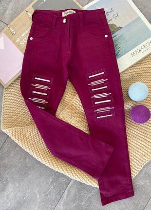 Штаны детские. джинсы для девочек