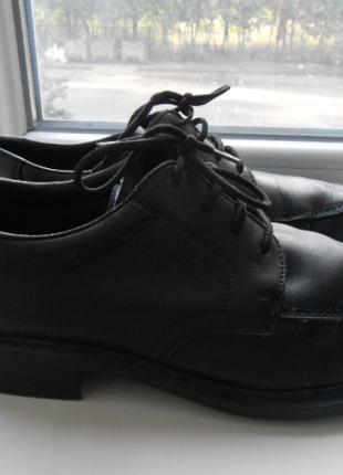 Туфли rieker 100% кожа, р-р 42