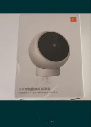 Видеоняня смарт камера MJSXJ02HL IP Xiaomi Mijia IP65 1080p 170°