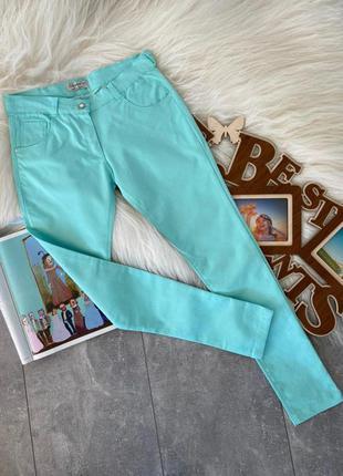 Джинсы для подростка. штаны для девочек.