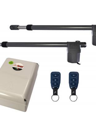 Segment MT 402 автоматика найс для распашных ворот привода