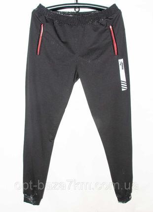 Утепленные мужские спортивные штаны