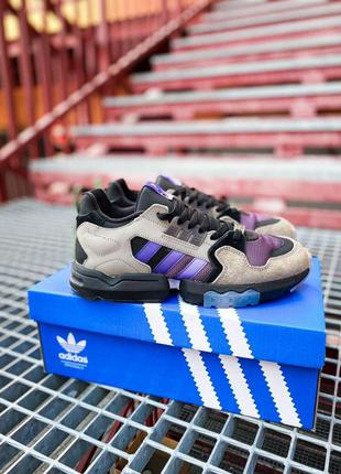 "Кроссовки adidas zx torsion "" packer shoes mega violet"" артику..."