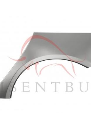 Задняя арка для Peugeot 206 +