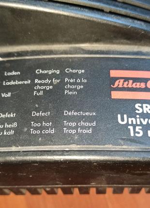 Зарядное устройство к шуруповерту Atlas Copco SRC Universal 15mik