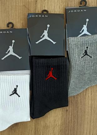 Jordan носки джордан шкарпетки nike