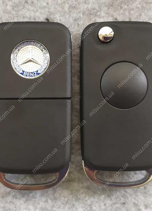 Выкидной корпус Mercedes-Benz 1 кнопка HU64