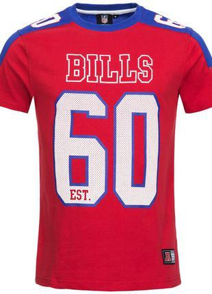 Мужская футболка S на М (48-50) Buffalo Bills NFL Majestic MBLS30