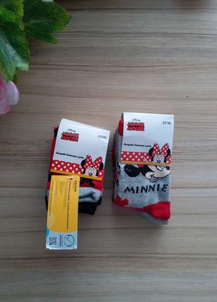 Набір носочків з Мінні Disney 3 пари, Польща