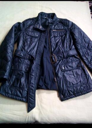 Фирм.стеганая куртка