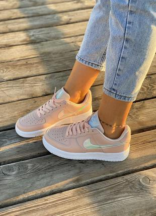 Кроссовки Nike Air Force Pink
