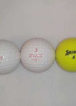 Мяч для гольфа Srixon Hi-Jet