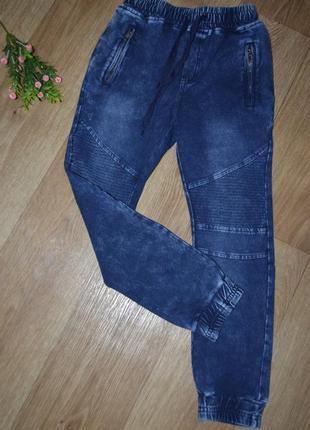 Детские джегинсы, джинсы на резинке