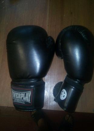 Перчатки для бокса Power play fight