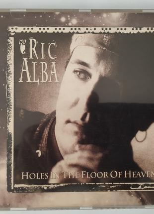 CD  Rik Alba Holes in the Floor of HEAVEN. ОРИГИНАЛ! 1992