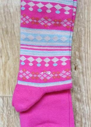 Носки розовые в размере 37 38 германия