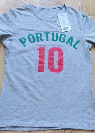 Мягусенькая футболка рост 110 116 122 128 134 140 lidl германия