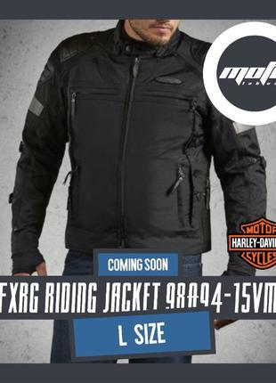 Куртка Harley-Davidson Switchback FXRG Triple Vent System мото