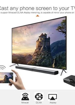 TV BOX SmartTV Magicsee Amlogic S905X/2GB/16GB