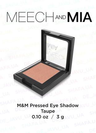 Высокопигментированные тени для век meech n mia pressed eye sh...