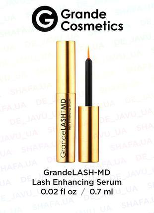 Сыворотка для роста ресниц grande lash md serum lash enhancing...