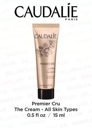 Антивозрастной крем для лица caudalie premier cru the cream