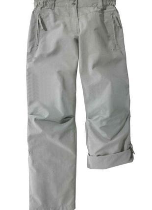 Треккинговые легкие брюки штаны бриджи crivit р. 50 xl германи...