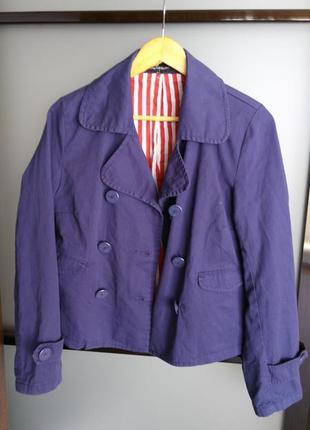 Жакет, пиджак на подкладке kapp ahl