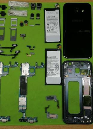 На запчасти Samsung Galaxy A5 (2017) SM-A520F, Galaxy Note 4 S...