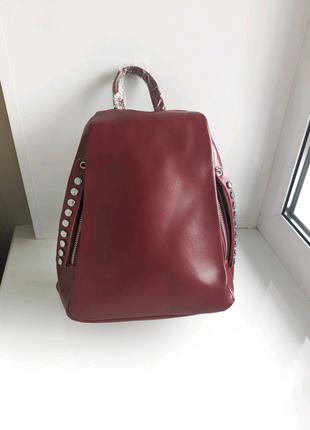 Женский рюкзак, сумка, портфель