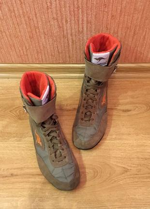Женские демисезонные ботинки KangaRoos,сапоги,кроссовки,туфли,кед