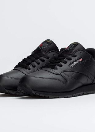 Кросівки  reebok classic leather