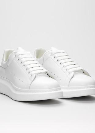 Alexander mcqueen oversized sneakers кеды кроссовки женские 35...