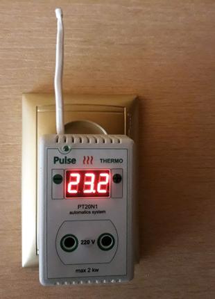 Терморегулятор,датчик температуры,термостат,градусник,термореле