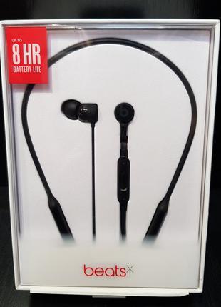 Наушники Beats by Dr. Dre Beats X Earphones Black (MLYE2)