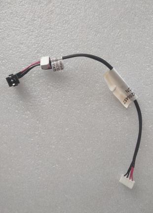 Разъем питания с кабелем Lenovo G580 G585, 90200457 DC301001200