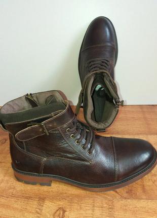 Ботинки кожаные ANDREW MARS 30см черевики