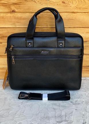 Мужской деловой портфель сумка для офиса работы офисная чолові...