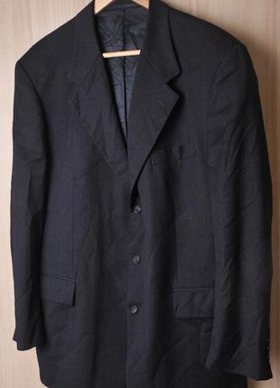 Классический шерстяной пиджак daniel hechter!!! распродажа🎄🎄🎄