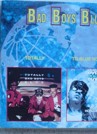CD Bad Boys Blue - Totally (1992)/To Blue Horizons (1994)