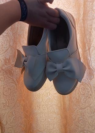Обувь женская осень весна