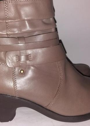 -30% деми ботинки демисезонные hotter 7р(41)
