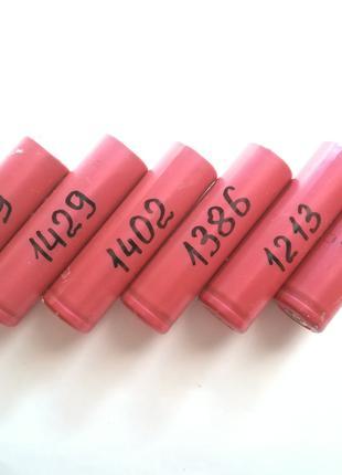 Аккумулятор 18650 литий-ионный Li-Ion батарея