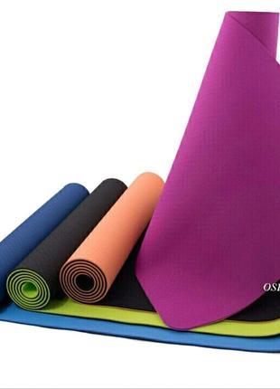 Коврик для йоги Osport