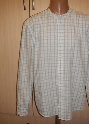 Рубашка с воротником стойка acw p.l