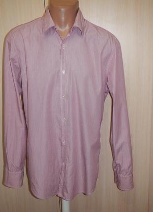 Рубашка hugo boss p.l