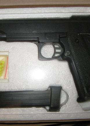 Пистолет игрушечный ZM 05 пластик